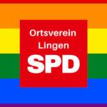Logo: SPD Ortsverein Lingen